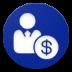 Иконка кредиты для бизнеса